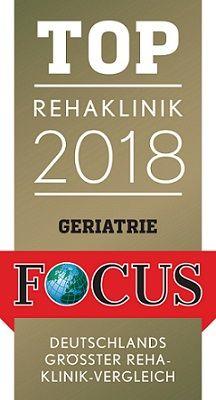 Focus Auszeichung - Signatur