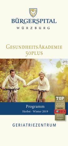 rz_Herbst-Winter 19 Broschüre Gesundheitsakademie