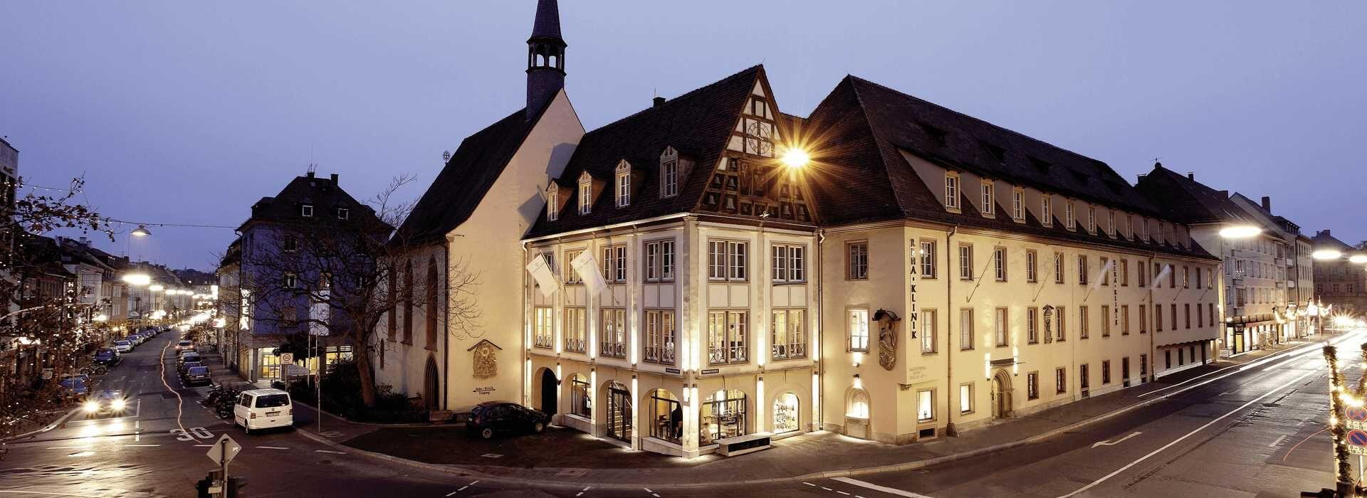 Anfahrt und Öffnungszeiten Bürgerspital Weingut Würzburg