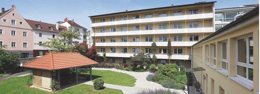 Stiftung Bürgerspital, Seniorenheim St.Maria